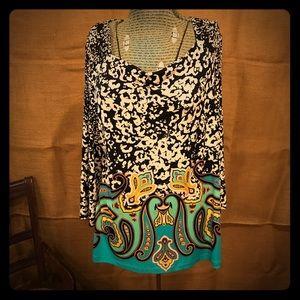 Madison Dress Blouse